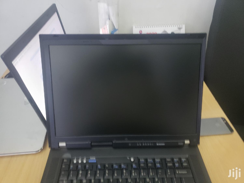 Laptop Lenovo ThinkPad R500 2GB Intel Core 2 Duo HDD 250GB   Laptops & Computers for sale in Nairobi Central, Nairobi, Kenya