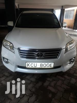 Toyota Vanguard 2012 White | Cars for sale in Nakuru, Nakuru Town East