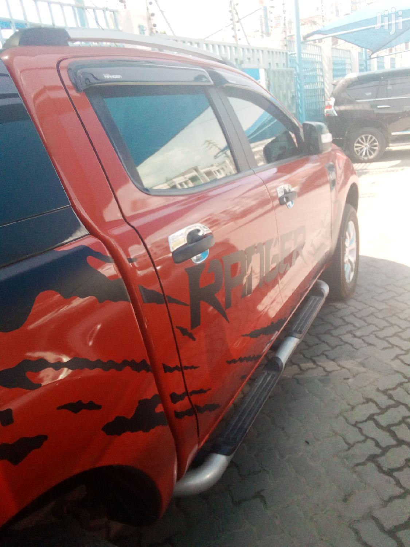 Ford Ranger 2014 Brown   Cars for sale in Mvita, Mombasa, Kenya