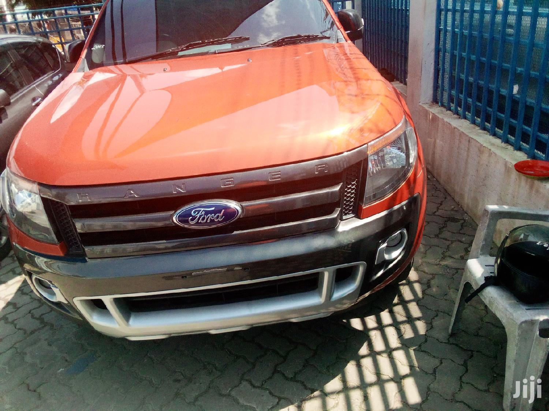Ford Ranger 2014 Brown