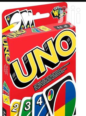 Uno Playing Cards | Books & Games for sale in Nairobi, Nairobi Central