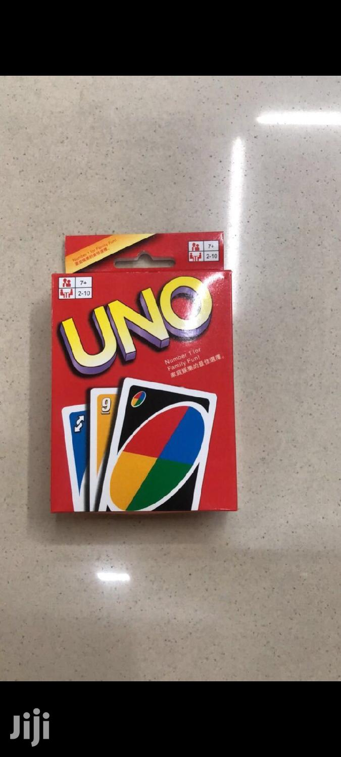 Uno Playing Cards | Books & Games for sale in Nairobi Central, Nairobi, Kenya