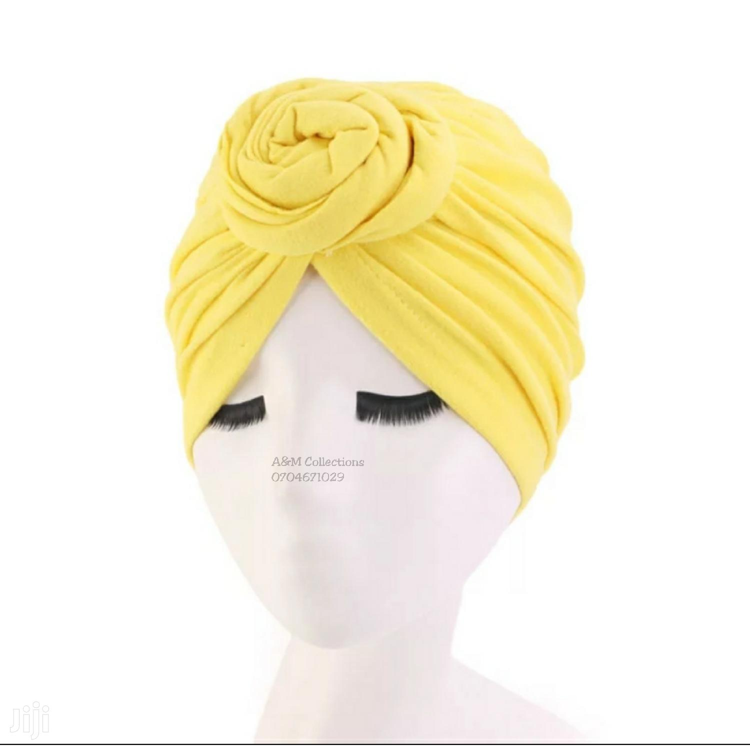 Pretied Cotton Turbans (Headgear/Hair Accessories) | Clothing Accessories for sale in Nairobi Central, Nairobi, Kenya