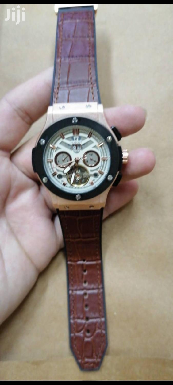 Unique Mechanical Hublot Watch
