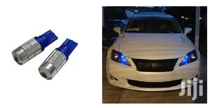 Blue T10 Parking LED Bulbs: For Toyota,Nissan,Subaru,Honda,Vw,Mazda   Vehicle Parts & Accessories for sale in Nairobi, Nairobi Central