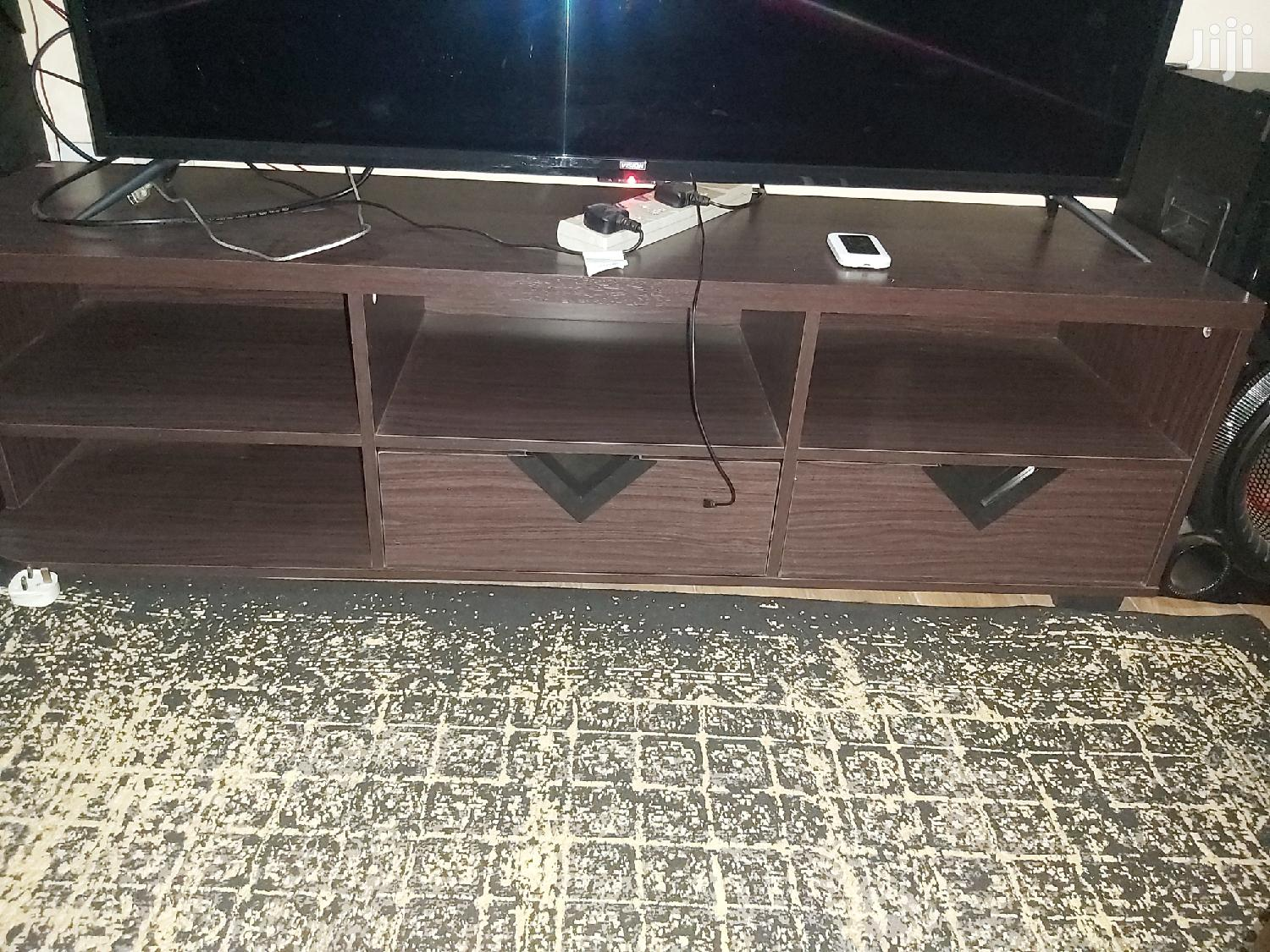 Archive: Mahogany Tv Stand