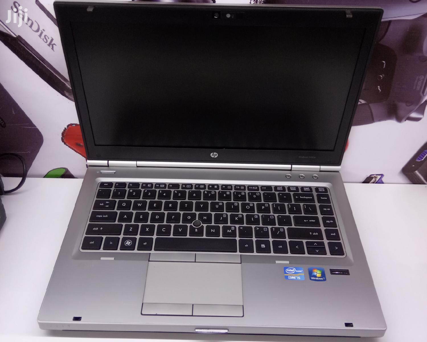 Laptop HP EliteBook 8460P 4GB Intel Core i5 HDD 320GB