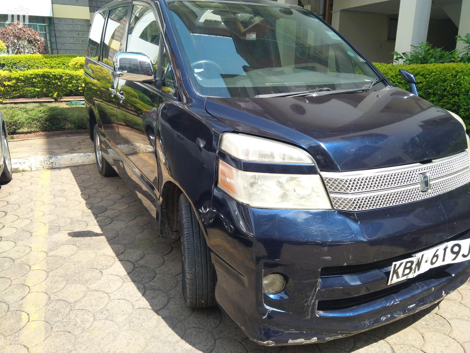 Toyota Voxy 2006 Blue | Cars for sale in Kileleshwa, Nairobi, Kenya