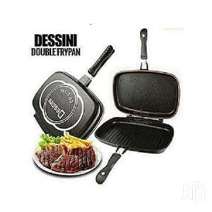 Dessini Double Grill Pan- 36cm | Kitchen & Dining for sale in Nairobi, Nairobi Central