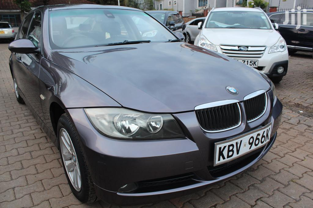 Archive: BMW 320i 2006 Gray