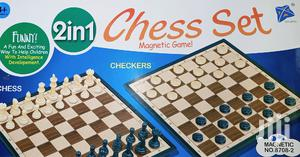 2 In 1 Chess & Checkers   Books & Games for sale in Nairobi, Nairobi Central