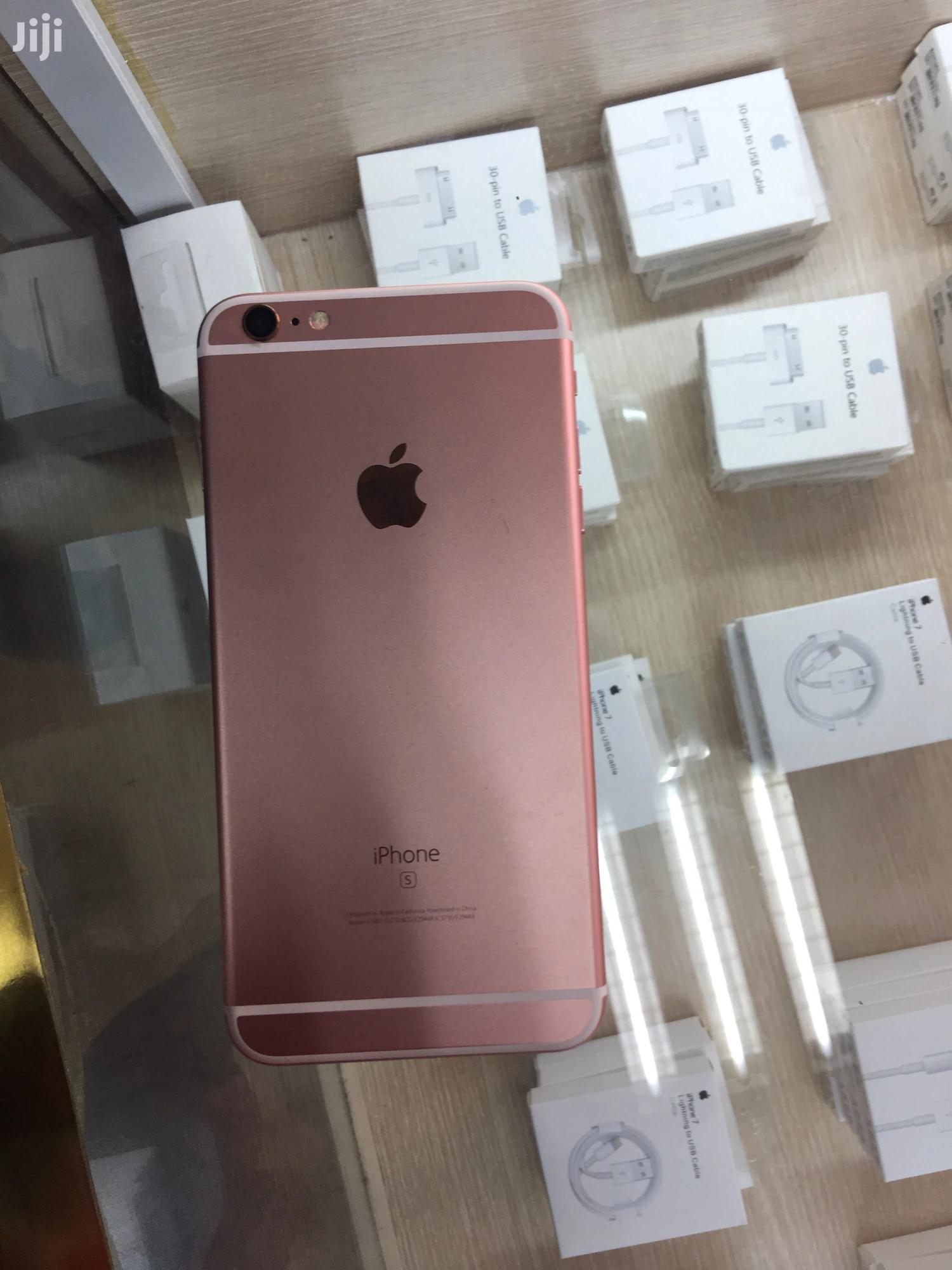 Apple iPhone 6s Plus 64 GB Pink