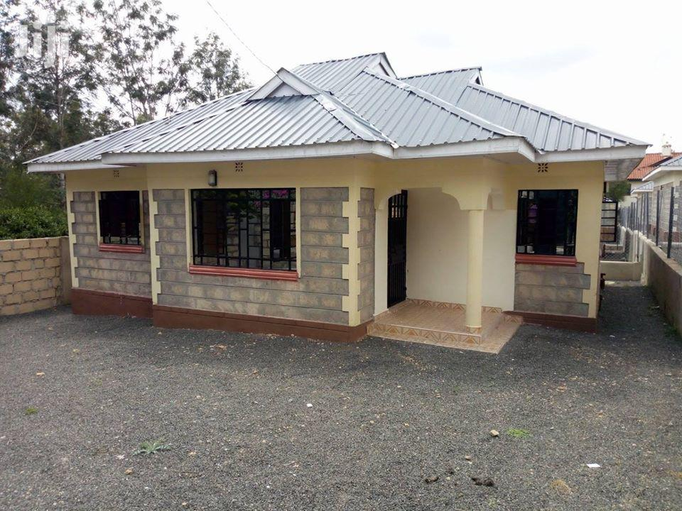 Archive: 3 Bedroom House In Ongata Rongai, Rimpa To Rent