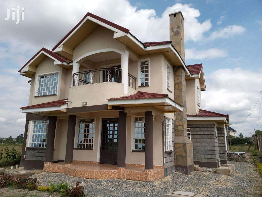 4 Bedroom + DSQ + Study Room Kitengela Yukos | Houses & Apartments For Sale for sale in Kitengela, Kajiado, Kenya