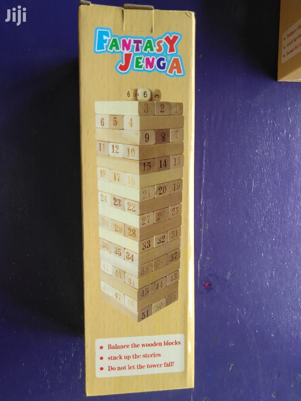 Fantasy Jenga   Toys for sale in Nairobi Central, Nairobi, Kenya