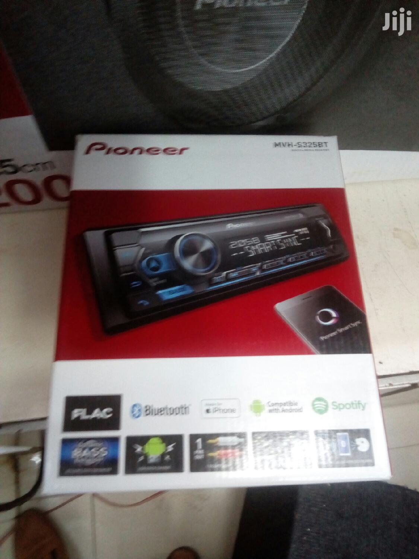 Pioneer Mvh325bt Radio
