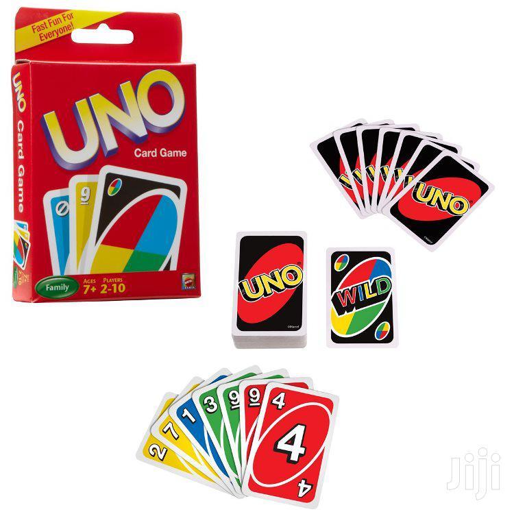 Family Fun Uno Card Game In Nairobi Central Toys Online Soko Jiji Co Ke