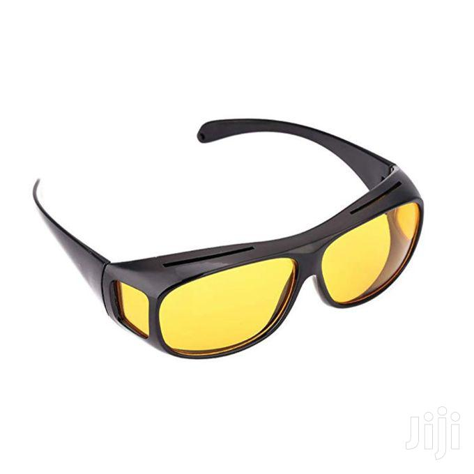 Night Driving Anti Glare Glasses Wraparounds | Clothing Accessories for sale in Nairobi Central, Nairobi, Kenya