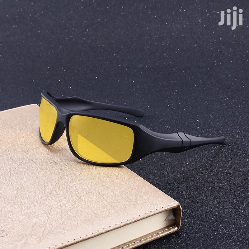 HD Night Driving Antiglare Glasses Sports Design