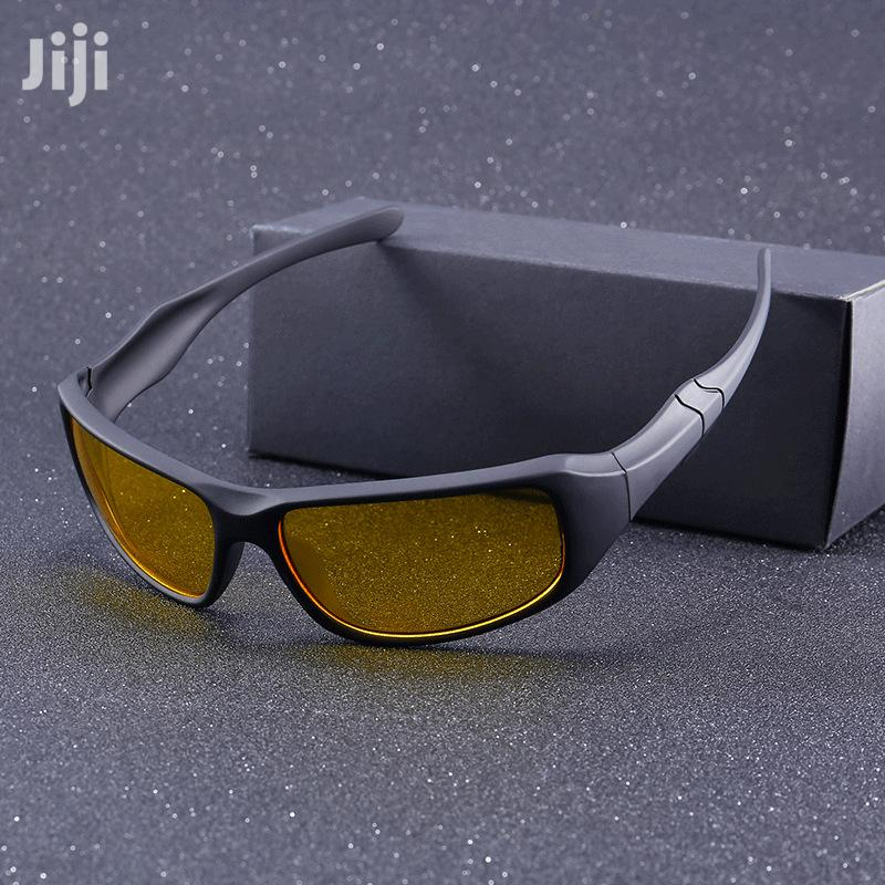 HD Night Driving Antiglare Glasses Sports Design | Clothing Accessories for sale in Nairobi Central, Nairobi, Kenya