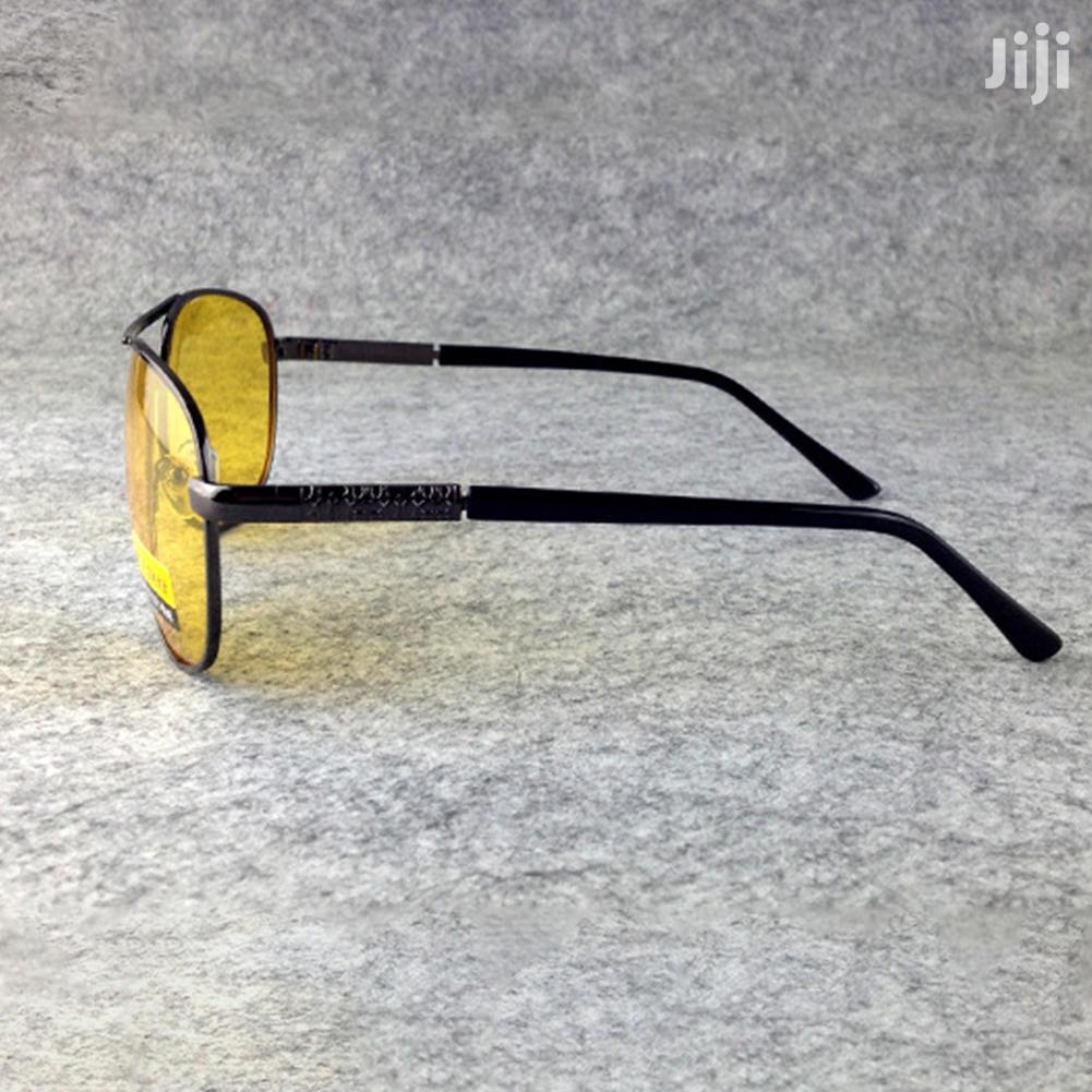 Polarized Night Driving Antiglare Sunglasses Aviators | Clothing Accessories for sale in Nairobi Central, Nairobi, Kenya