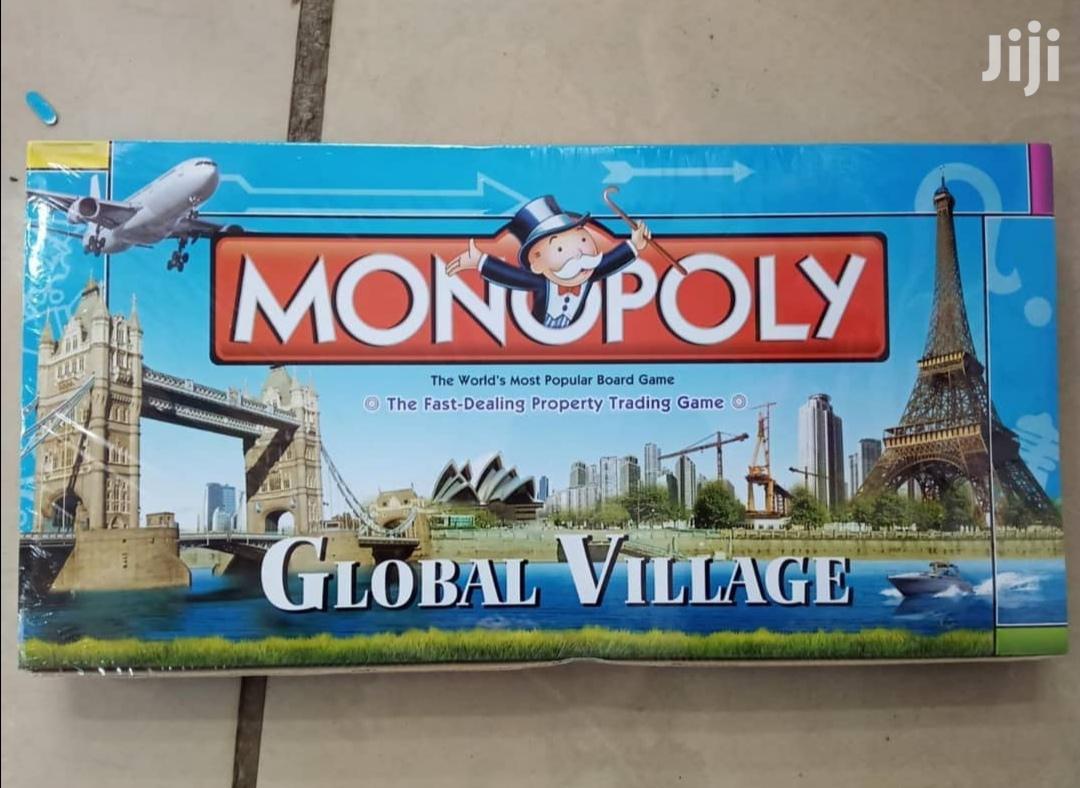 Original Monopoly Game