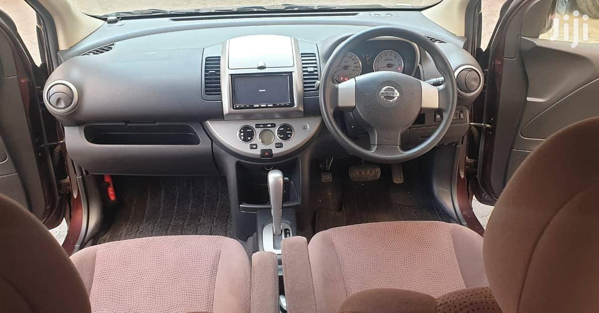 Nissan Note 2012 1.4 Brown | Cars for sale in Kilimani, Nairobi, Kenya