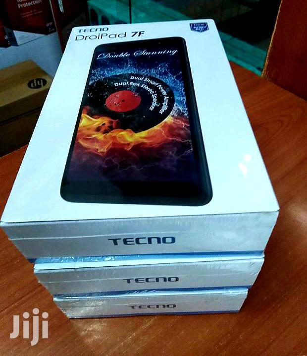 New Tecno DroiPad 7E 16 GB Black