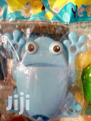 Frog Toothbrush Holders