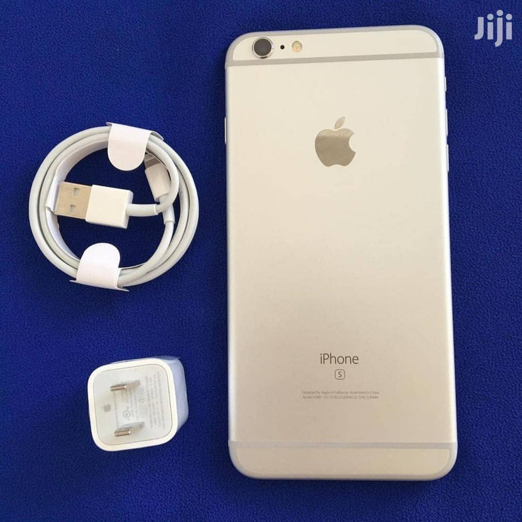 Archive: New Apple iPhone 6s Plus 16 GB Gold