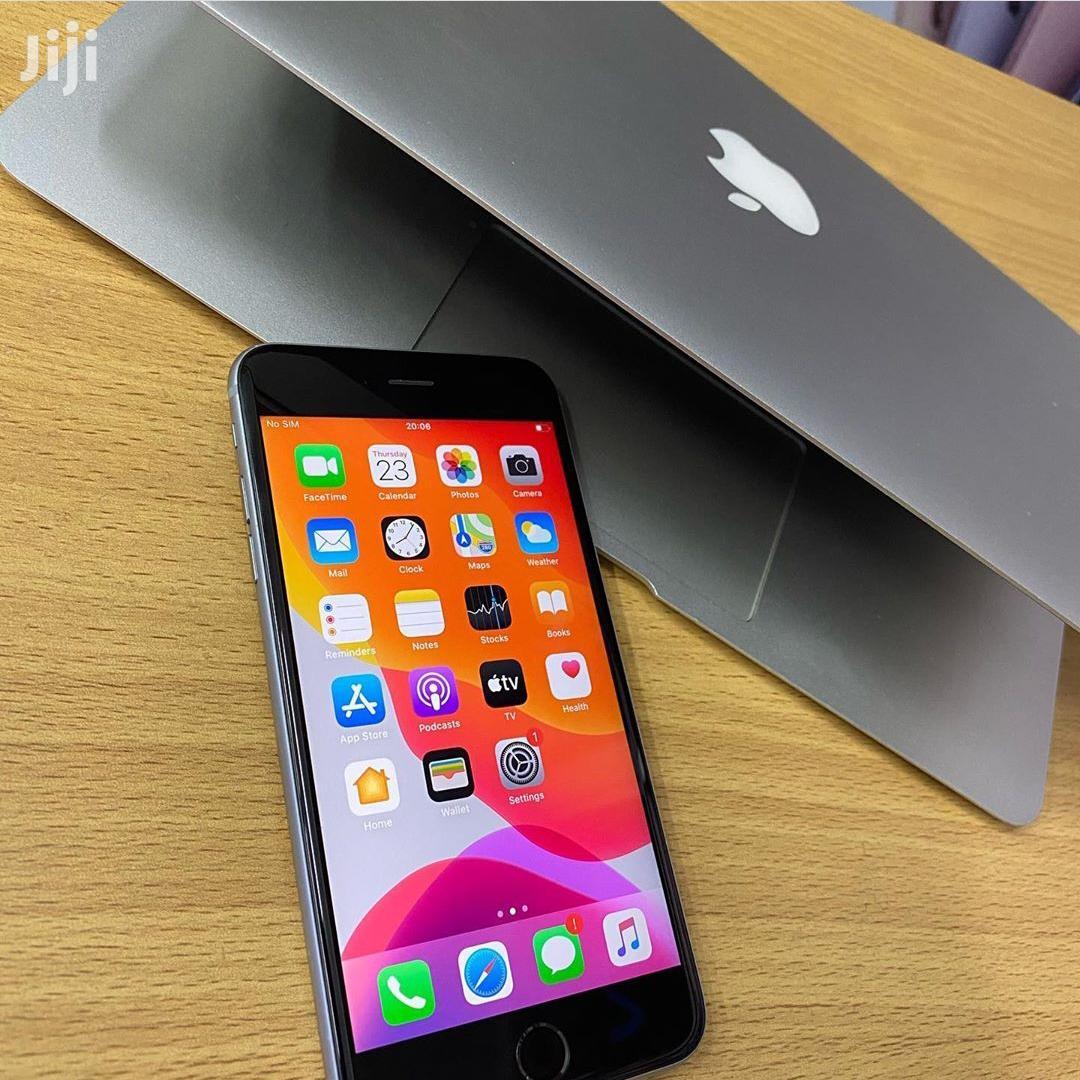 Archive: New Apple iPhone 6s Plus 16 GB Gray