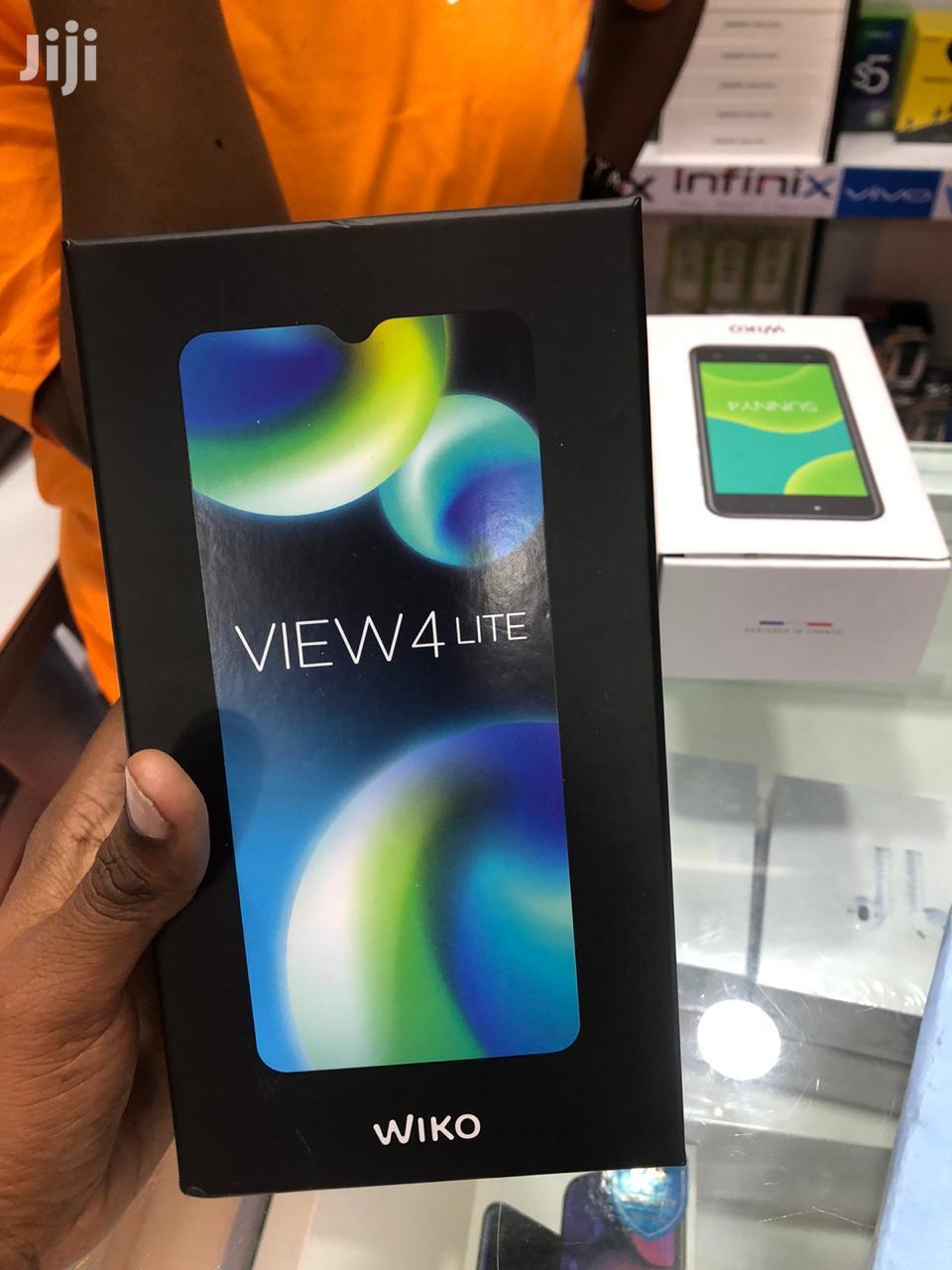 New Wiko View XL 32 GB Black