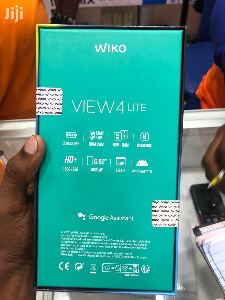 New Wiko View XL 32 GB Black   Mobile Phones for sale in Nairobi Central, Nairobi, Kenya