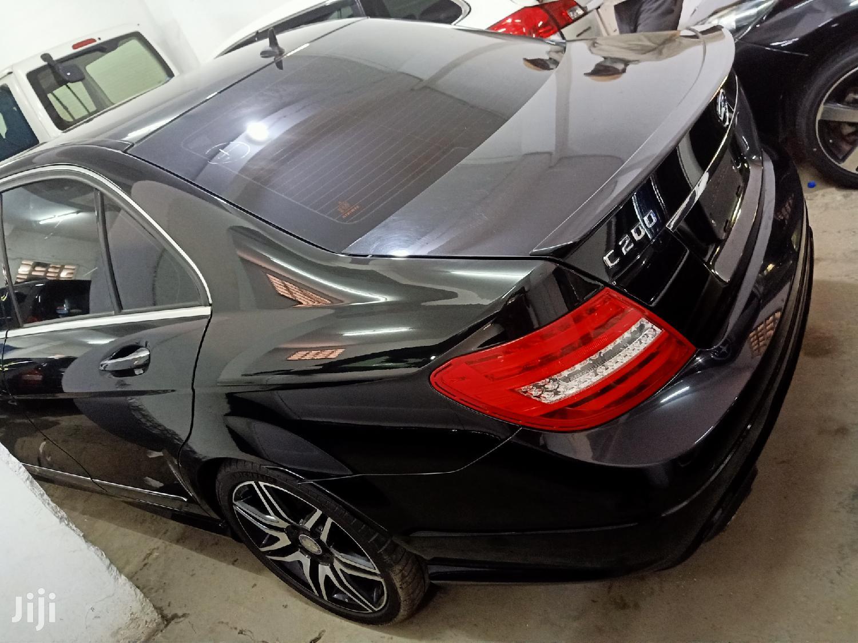 Mercedes-Benz C200 2013 Black | Cars for sale in Shimanzi/Ganjoni, Mombasa, Kenya