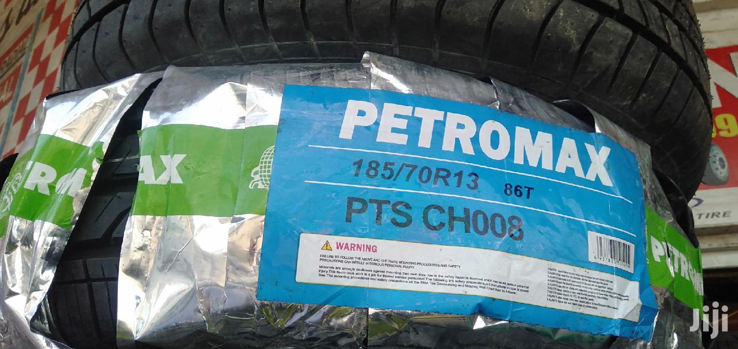 185/70r13 Petromax Tyre's Is Made in China