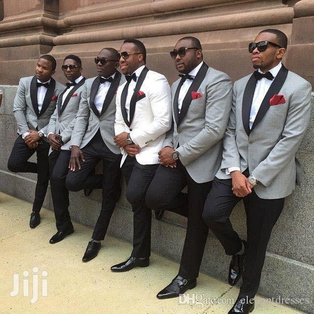 Male Wedding Suits