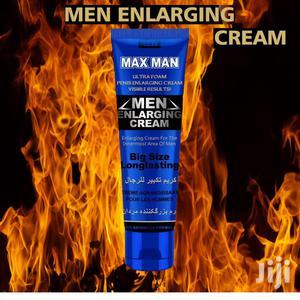 Max Man Men Penis Enlarging Cream - 50g | Sexual Wellness for sale in Nairobi, Nairobi Central