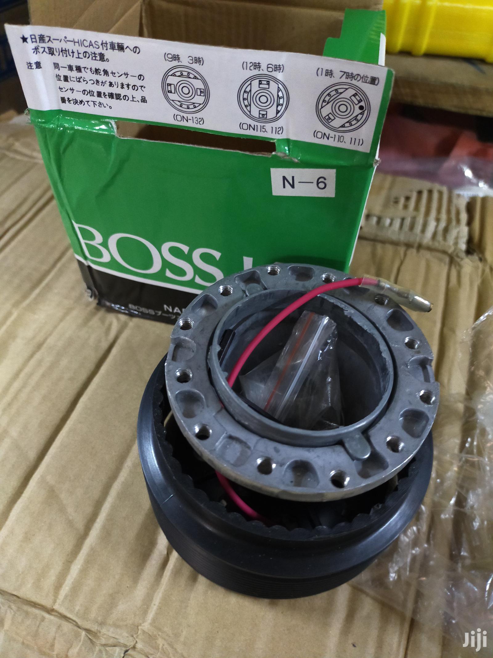 Steering Boss Kit