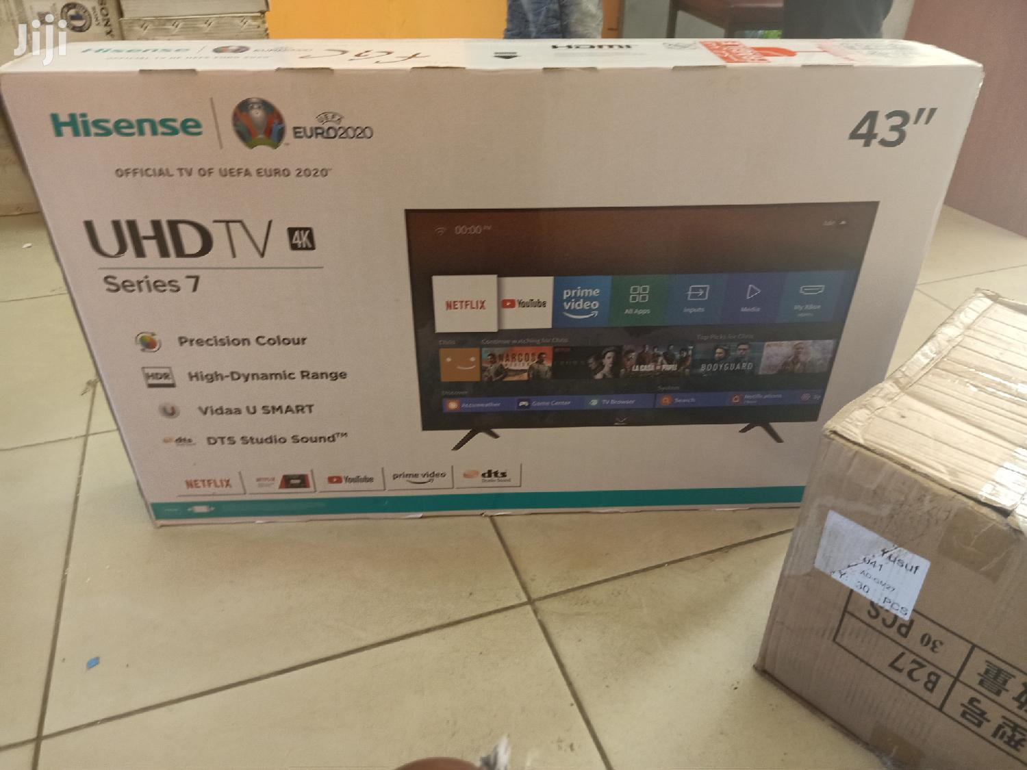 Archive: Hisense 43 Smart Digital 4k Tv