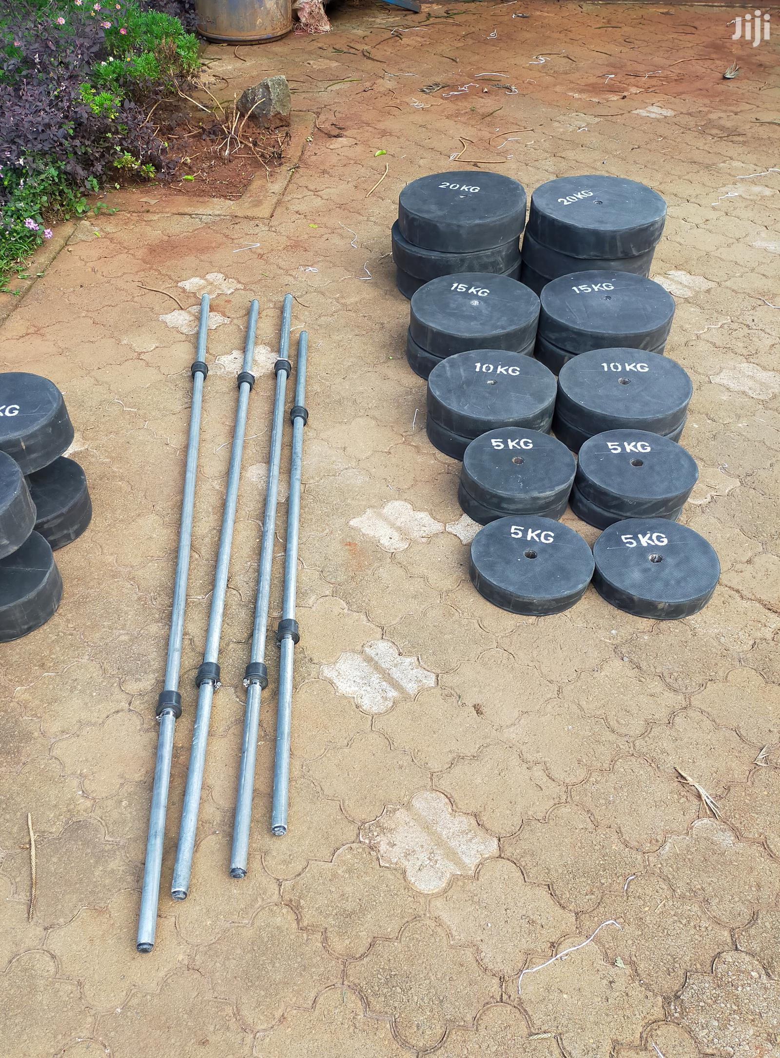 Weights And Barbells For Sale