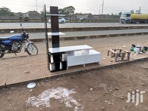 Black & White TV Stand Smart Furnitures | Furniture for sale in Nairobi, Kahawa