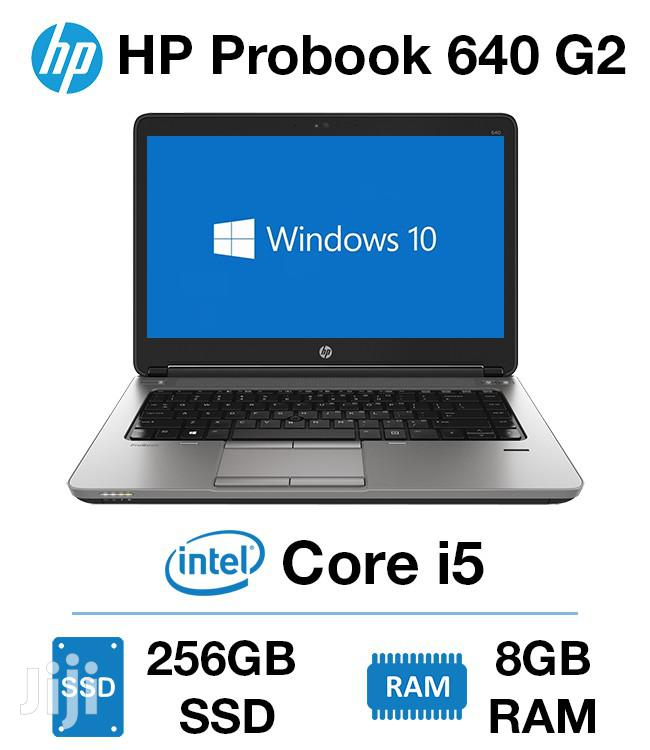 Archive: Laptop HP ProBook 640 G1 4GB Intel Core I5 HDD 500GB