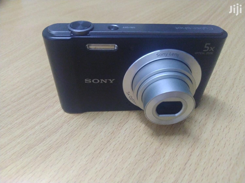 Sony Digital Cybershot Camera