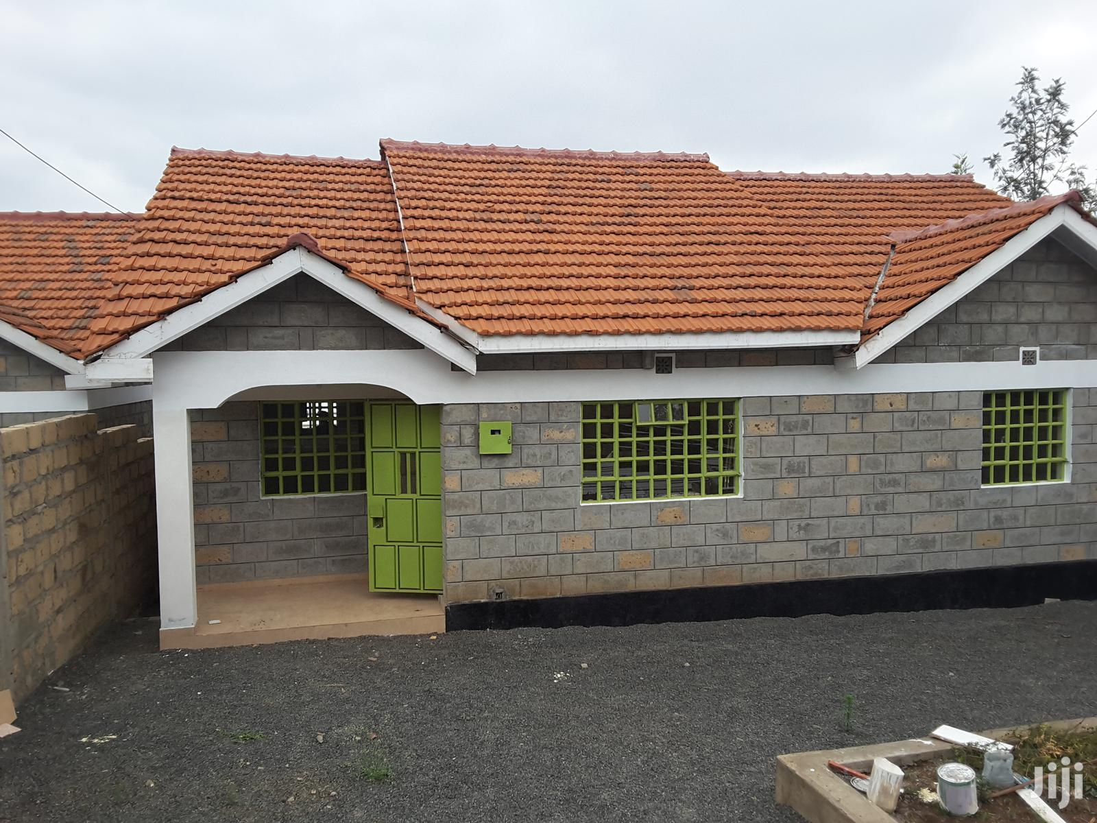 Lovely 3 BR Houses In Ongata Rongai