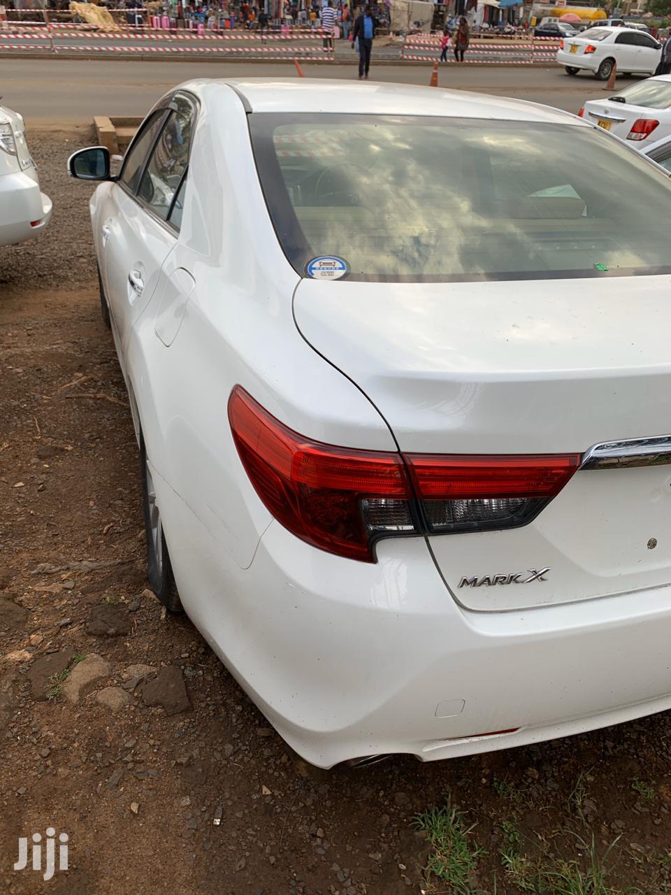 Toyota Mark X 2013 White | Cars for sale in Parklands/Highridge, Nairobi, Kenya
