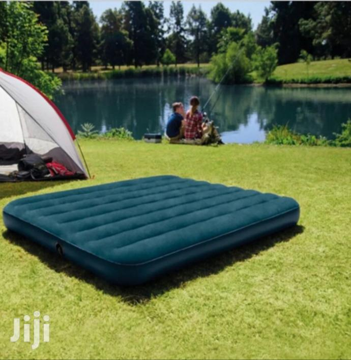 Archive: Double Intake Inflatable Mattress