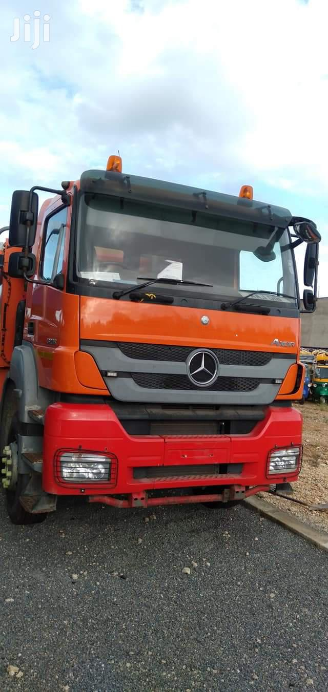 Mercedes Benz Axor 3236 Tipper Double Steering | Trucks & Trailers for sale in Nairobi Central, Nairobi, Kenya