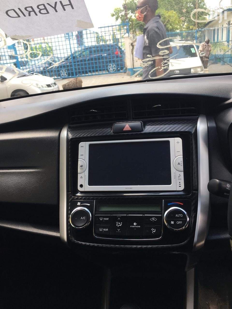 Archive: Toyota Fielder 2014 Black