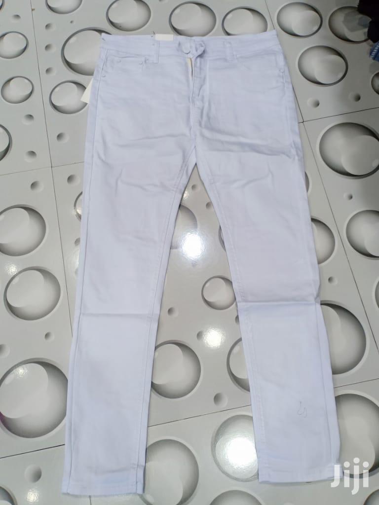 Hugo Boss White Jeans | Clothing for sale in Nairobi Central, Nairobi, Kenya