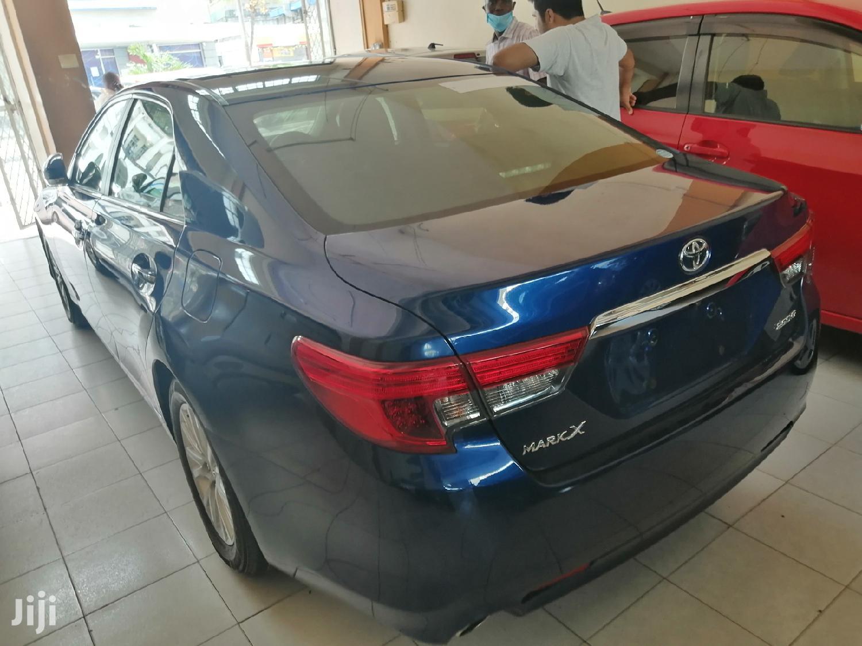 Toyota Mark X 2014 Blue | Cars for sale in Mvita, Mombasa, Kenya